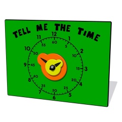 Tell Me The Time
