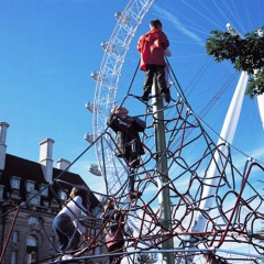 Active 4000 - Rope Pyramid Climber
