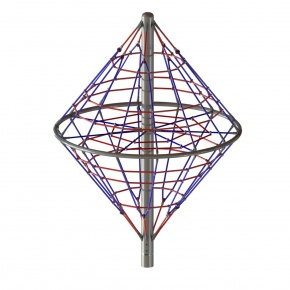 Rotating Cone Climber Diamond