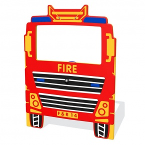 Fire Engine Role Play Panel