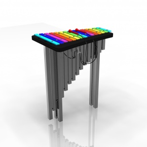 Capella Outdoor Xylophone