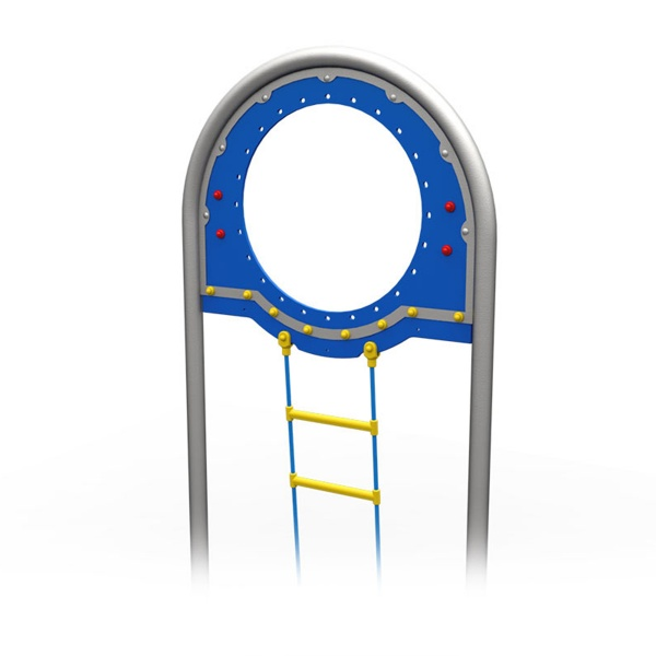 Arched Start Panel with Rope Ladder